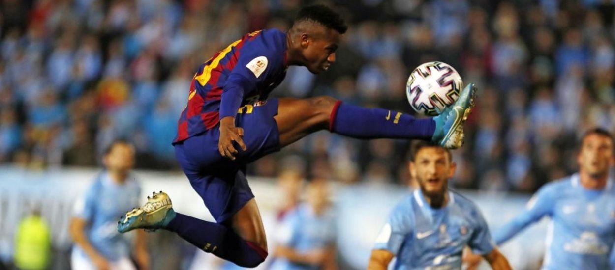 El Barça, a vuitens de final de la Copa del Rei