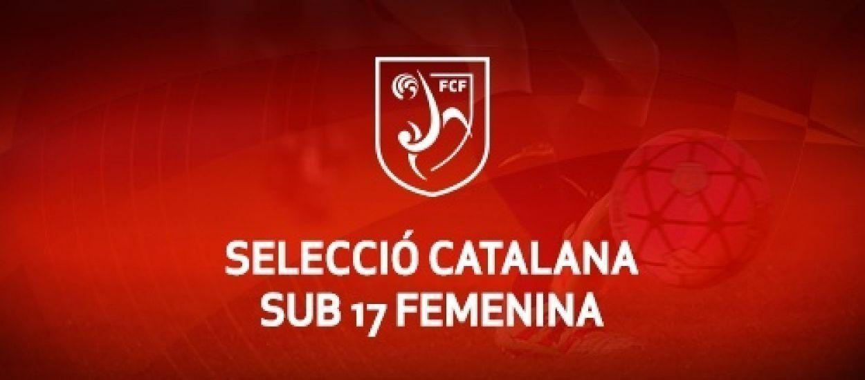 Convocatòria d'entrenament sub 17 femenina: 28.01.20