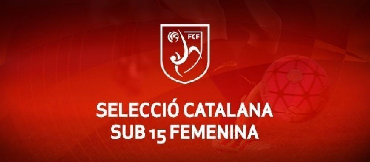 Convocatòria d'entrenament sub 15 femenina: 28.01.20