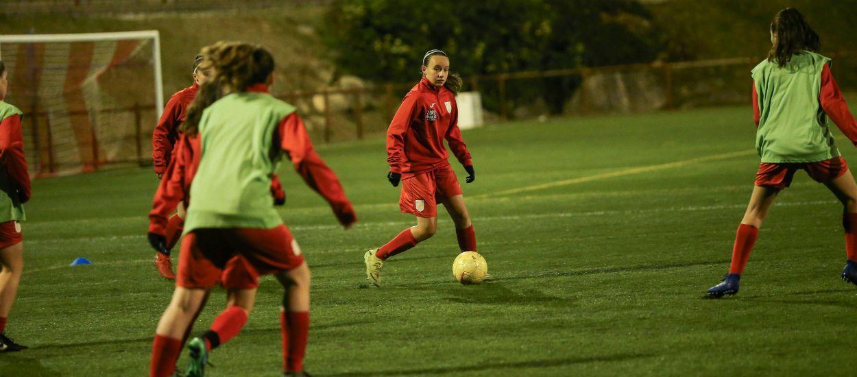 Definidos los nuevos horarios de los entrenamientos de la Selección Catalana sub 12 femenina