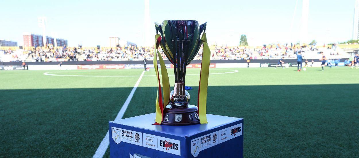 La final de la Copa Catalunya Absoluta se celebrarà l'1 d'abril a Vic