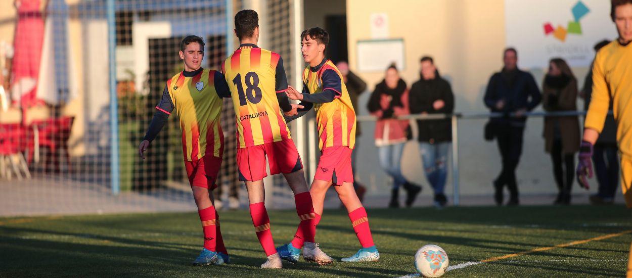 Dos catalans convocats amb la Selecció Espanyola sub 17 masculina