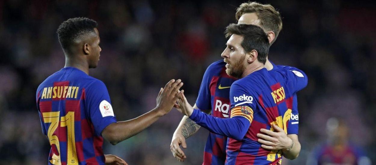El FC Barcelona jugará contra el Athletic de Bilbao los cuartos de final de la Copa del Rey