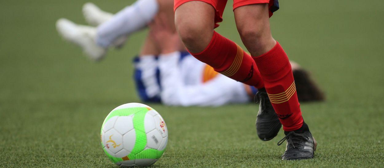 La síncope i mareig del futbolista