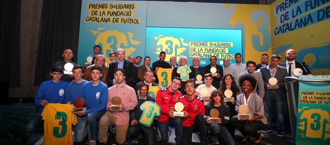 Comença el compte enrere dels IV premis solidaris de la Fundació de l'FCF