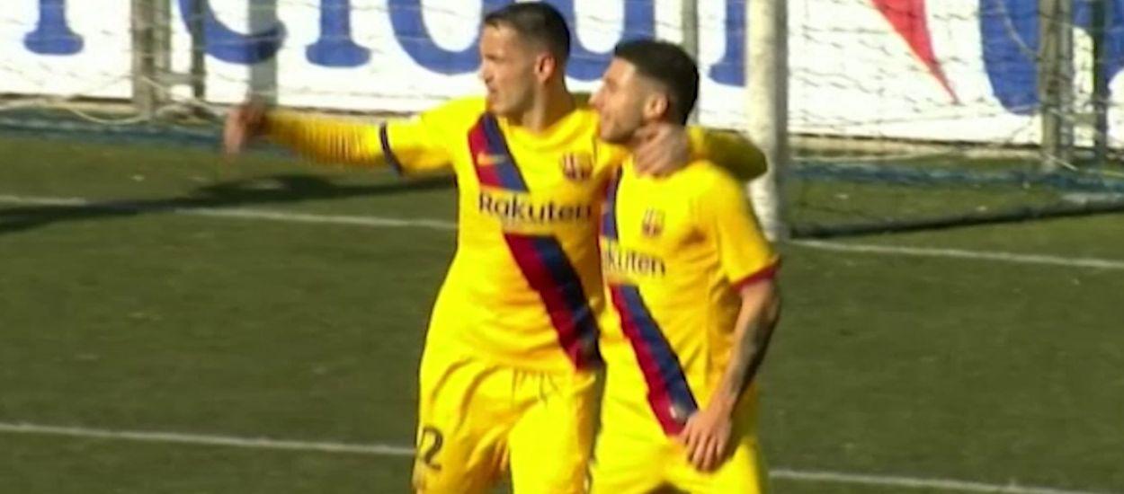 Resum i gols de la jornada 23 de Segona Divisió 'B' (Grup 3)