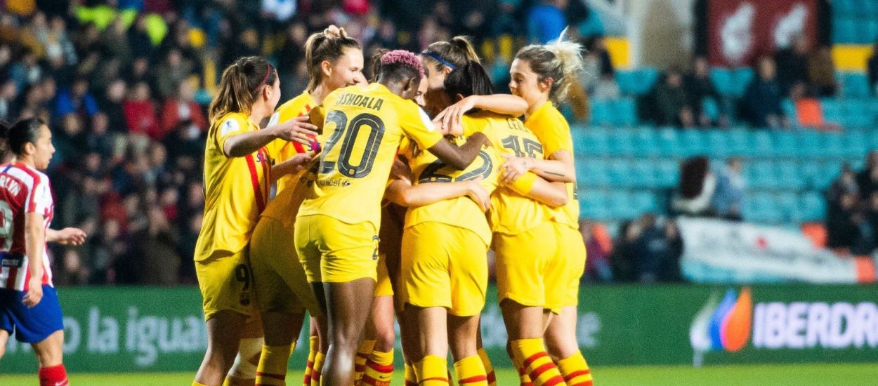El Barça Femení, classificat per a la final de la Supercopa d'Espanya