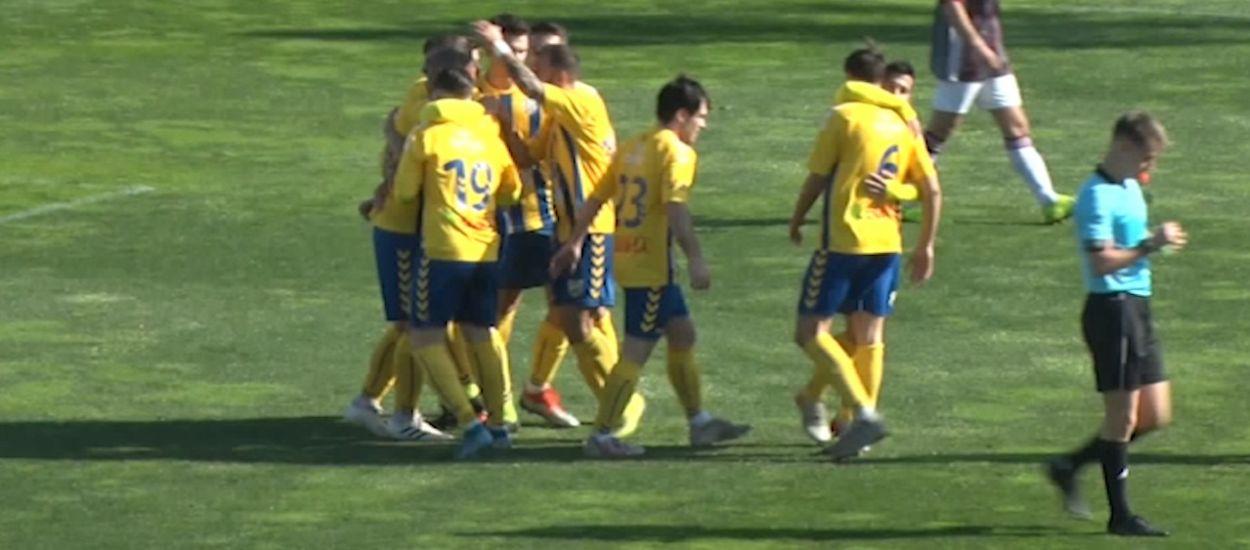 Resum i gols de la jornada 20 de la Primera Catalana (Grup 1I2)