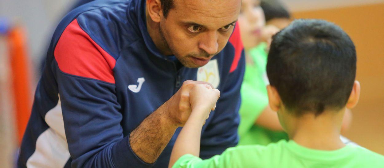 L'Escola d'Entrenadors de Futbol Sala obre la inscripció per a dos Cursos Bàsics i un Avançat