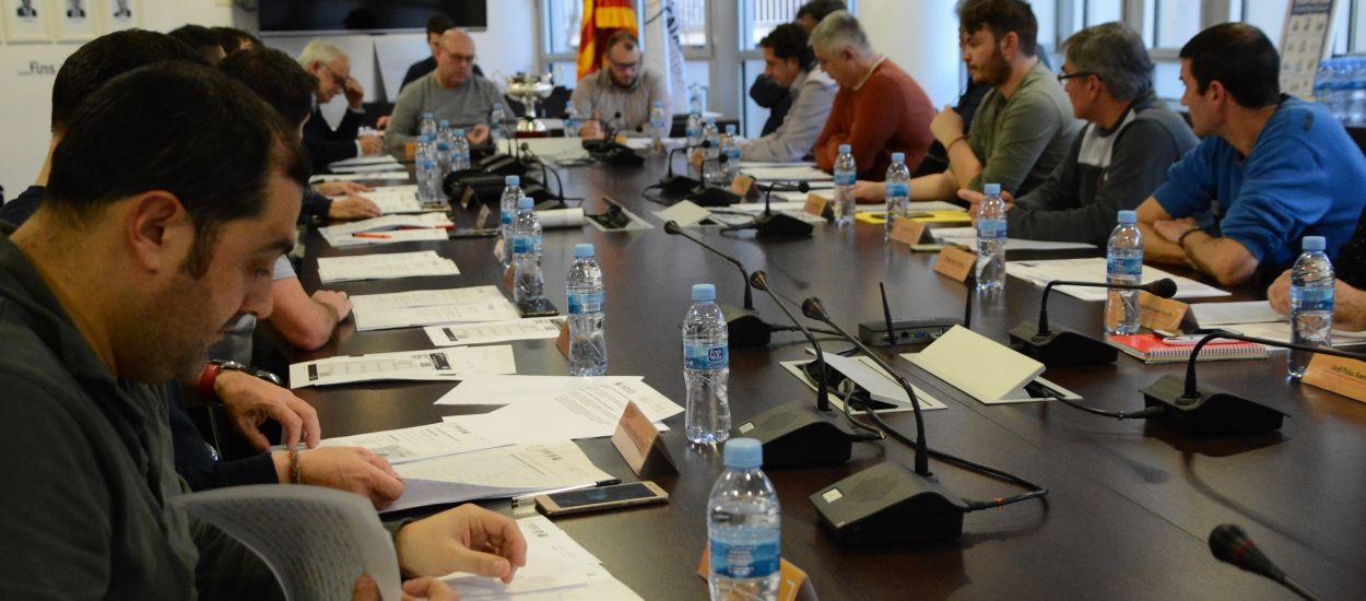Acords de la Junta Directiva de l'LCFS