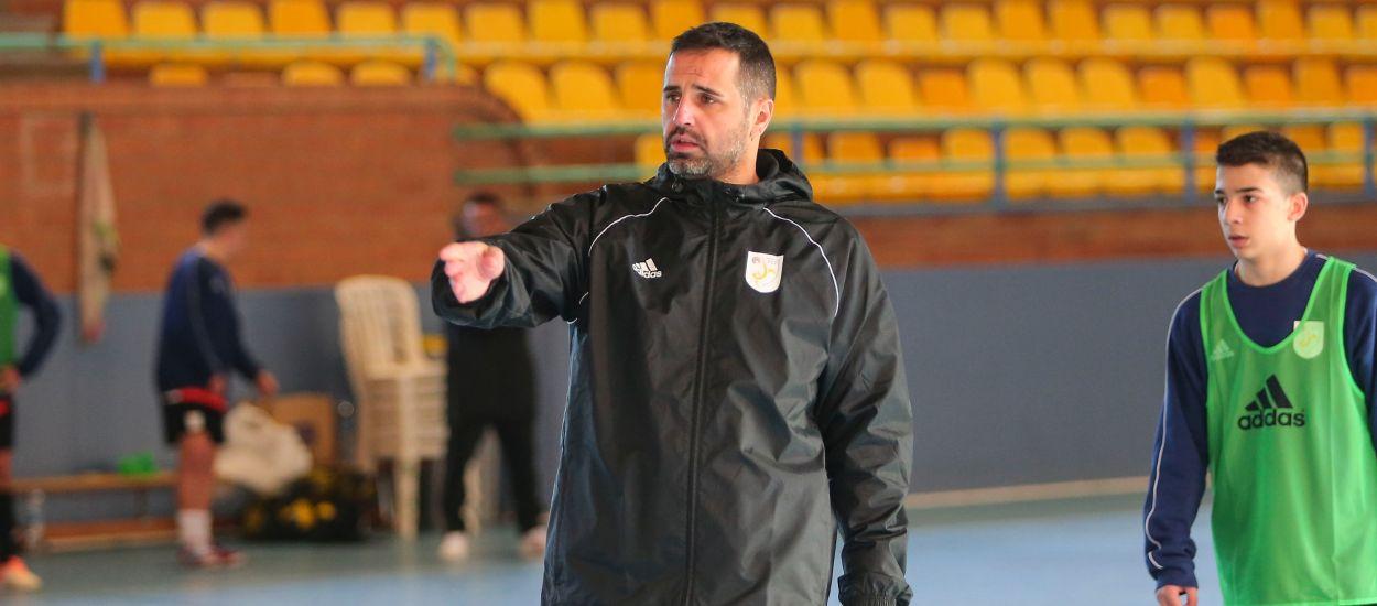 Rubén González: ''Si estem al nostre nivell, tindrem moltes opcions de ser Campions d'Espanya''