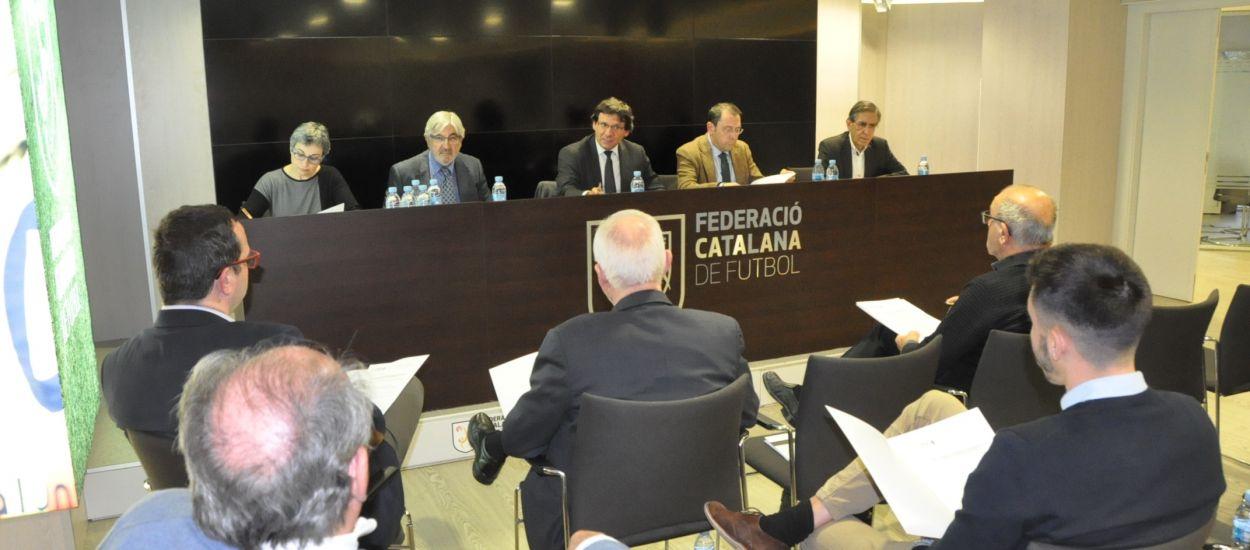 La Comisión de Ética Deportiva y Lucha contra la Violencia celebra la primera reunión del año