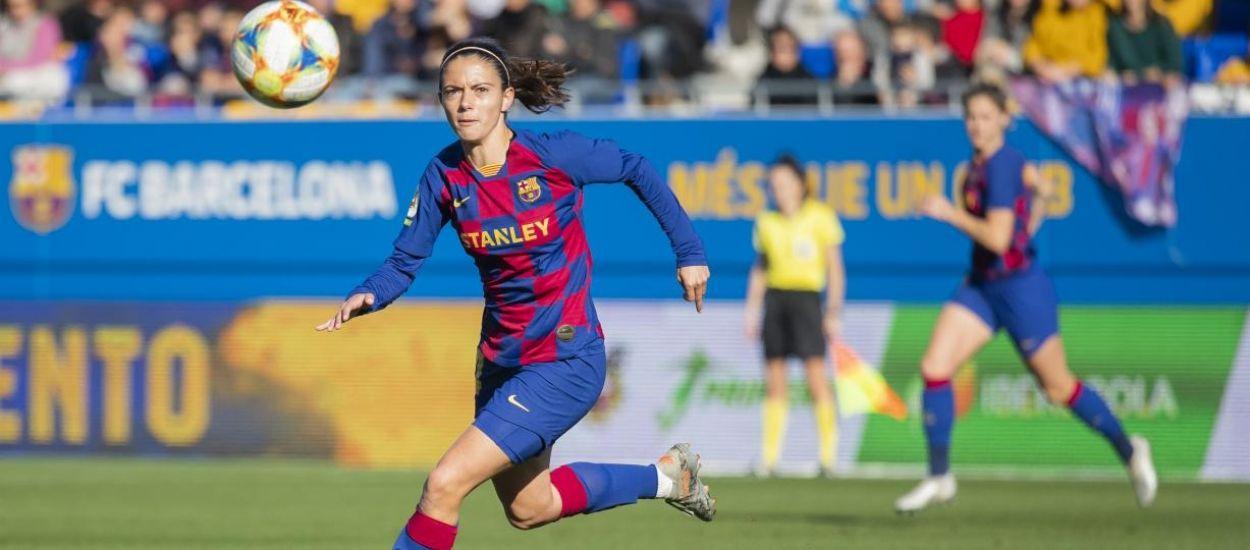 FC Barcelona–Deportivo Abanca, quarts de final de la Copa de la Reina