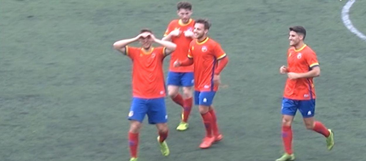 Resum i gols de la jornada 21 de Primera Catalana (Grup 1 i 2)