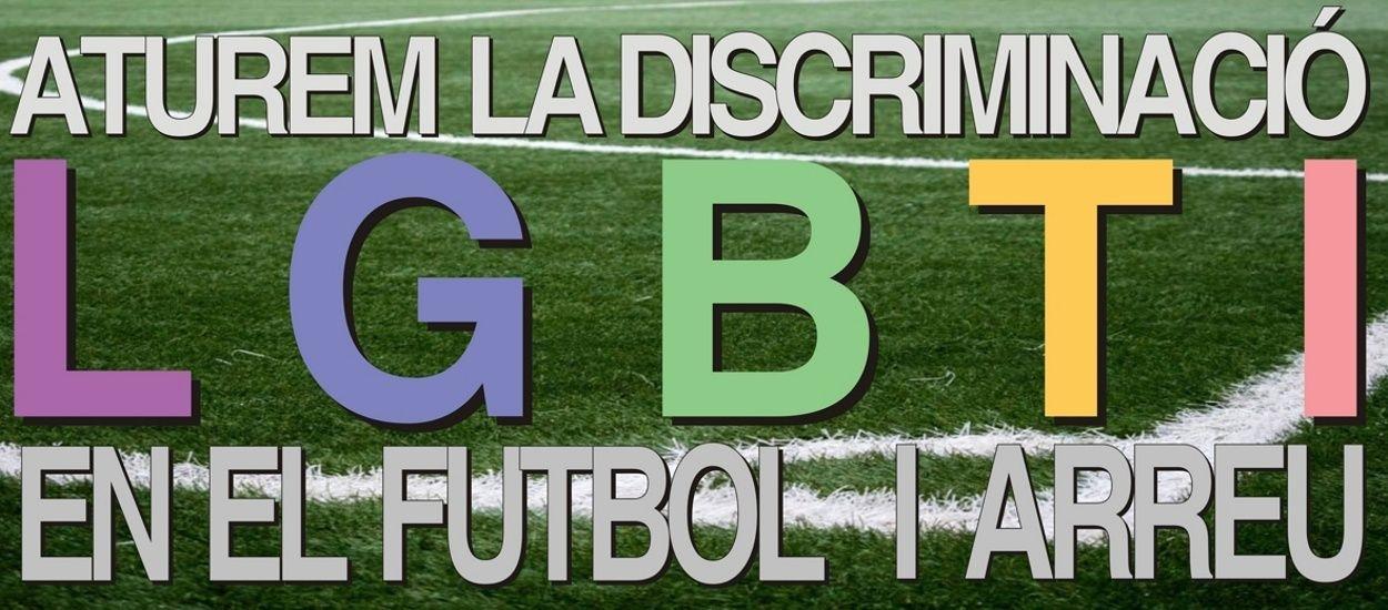 La FCF, con el Día Internacional contra la Homofobia en el fútbol