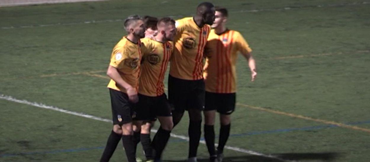 Resum i gols de la jornada 25 de Tercera Divisió (Grup 5)