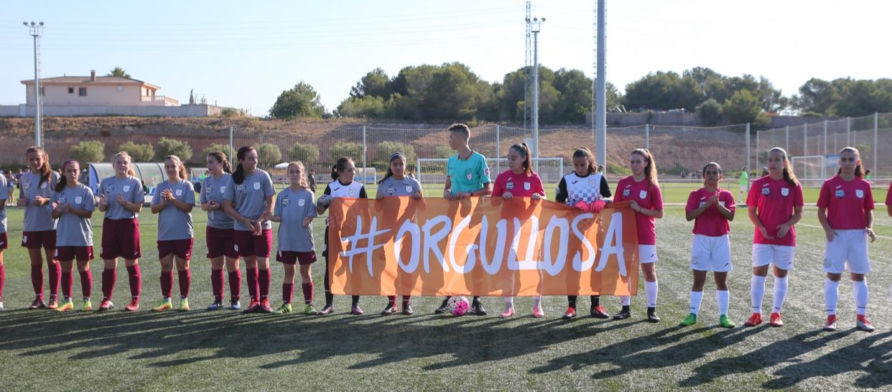 L'FCF inicia el pagament dels ajuts econòmics d'#Orgullosa entre els clubs amb equips femenins