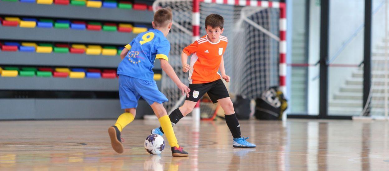 L'efectivitat de Catalunya Benjamí de futbol sala supera el CFS Manent Union Santa Coloma