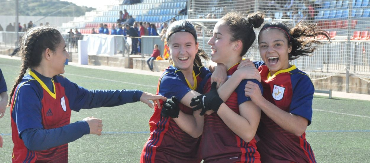 Cantàbria, seu de la Fase Final per a la Selecció Catalana sub 15 femenina
