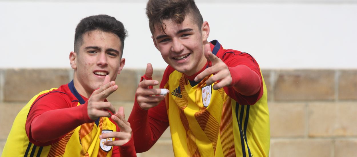 Catalunya, a la Fase Final per la porta gran