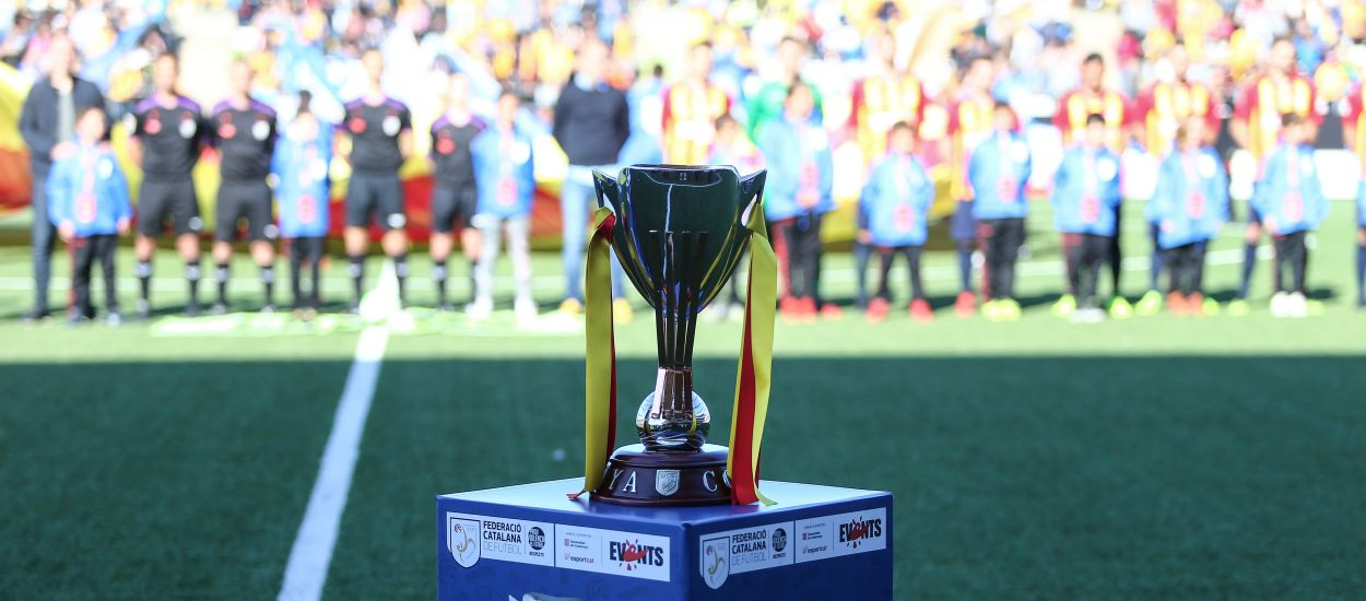 L'Olímpic de Terrassa acollirà la final de la Copa Catalunya Absoluta