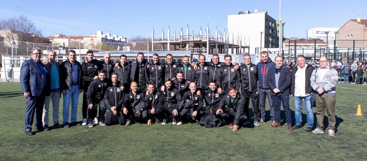 El CF Maurina Egara presenta els seus equips