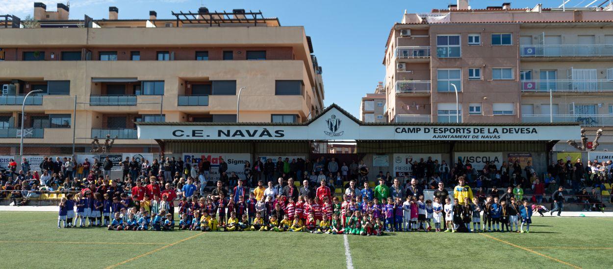 Éxito de participación en el Encuentro de Debutantes del Bages-Berguedà-Cerdanya