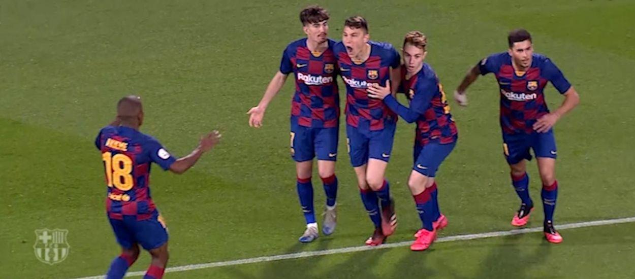 Resum i gols de la jornada 28 de Segona Divisió 'B' (Grup 3)