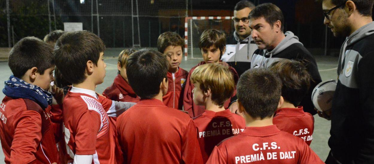 Més de seixanta clubs federats catalans reben les Jornades de Tecnificació de futbol sala