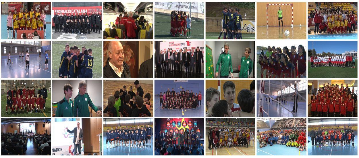 Disponibles tots els continguts de l'FCF TV a la carta