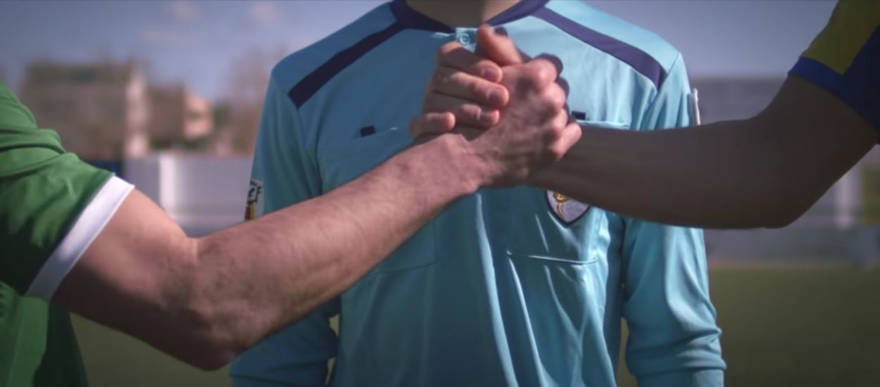 La cara més solidària del futbol català