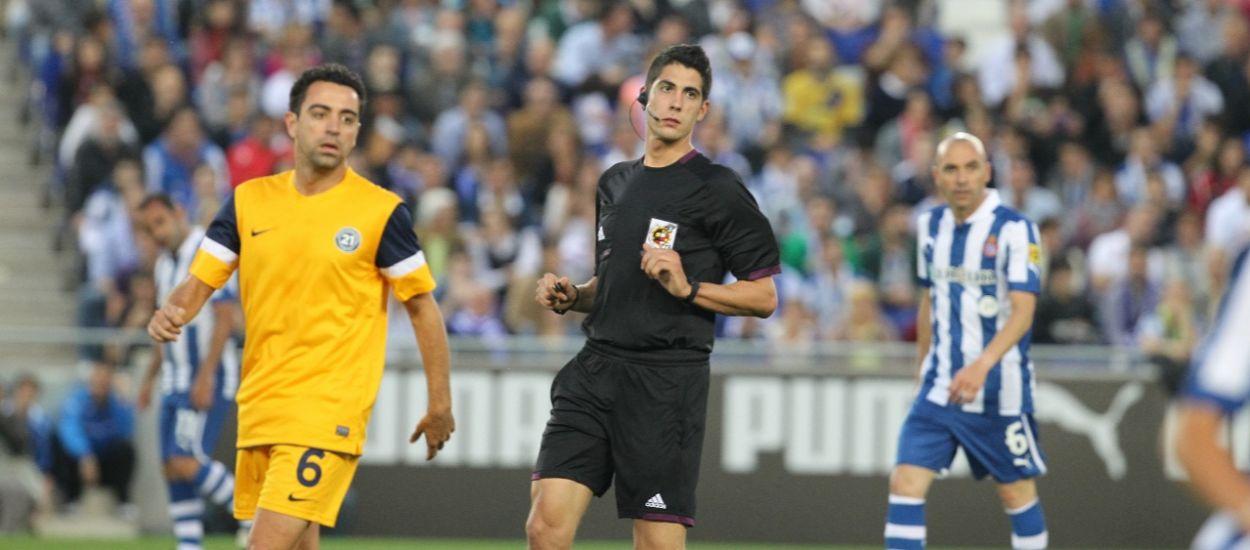 L'ocasió manifesta de gol i l'atac prometedor, des del vessant arbitral