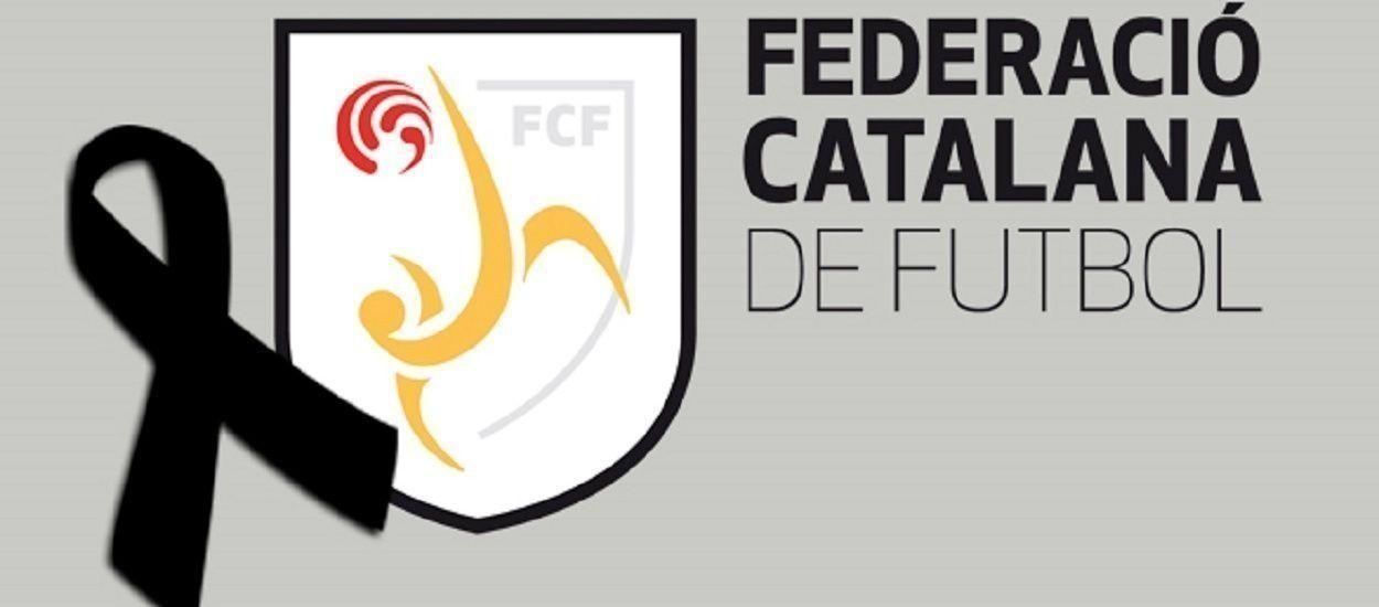 Dol per la mort de l'entrenador del CF Blanca Subur Josep Pascual