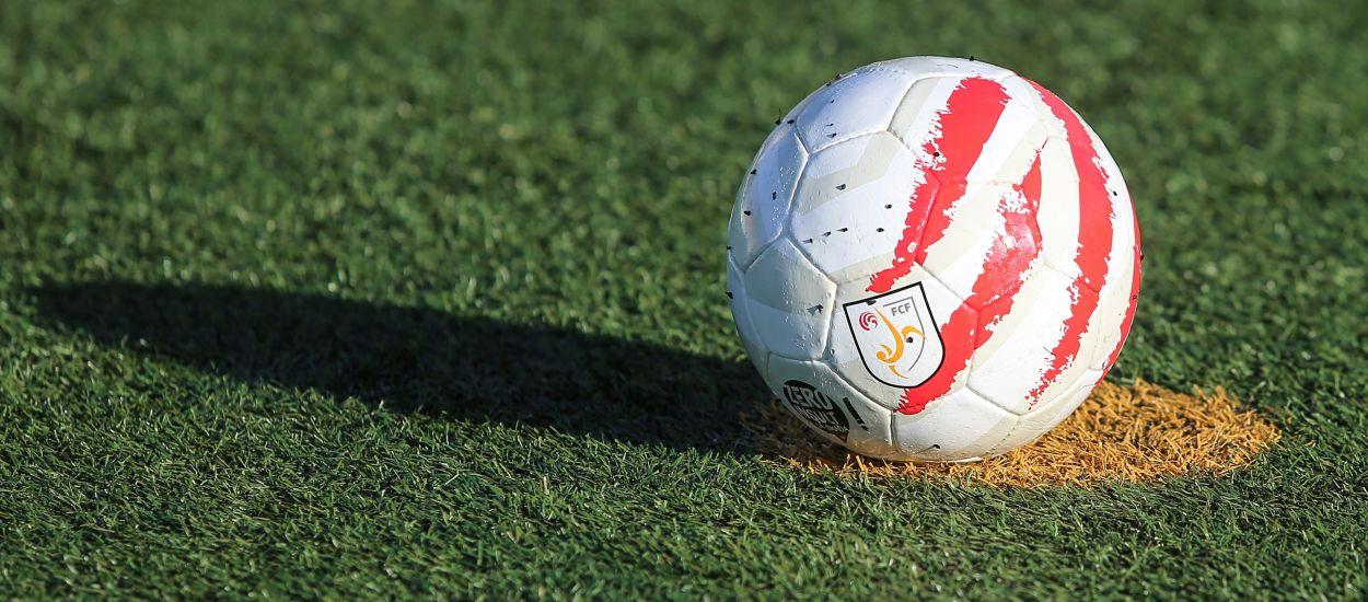 Inscripcions actives per a la competició de futbol de la temporada 2020-2021