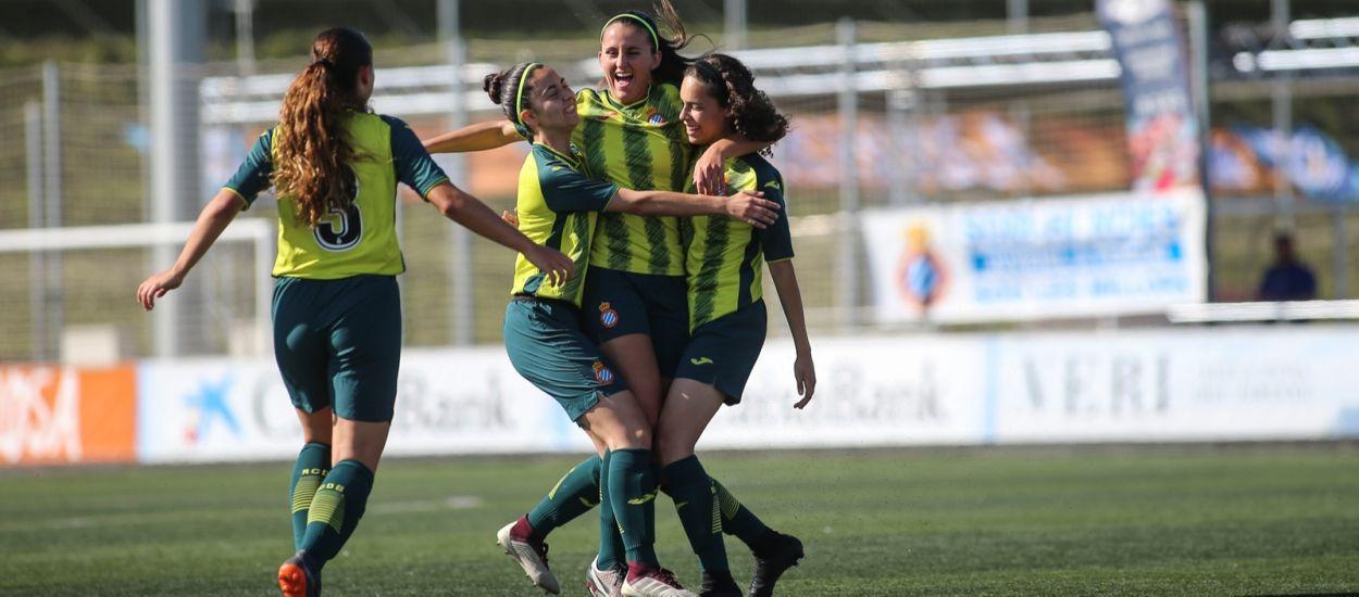 Els play-off del futbol femení es disputaran a Madrid