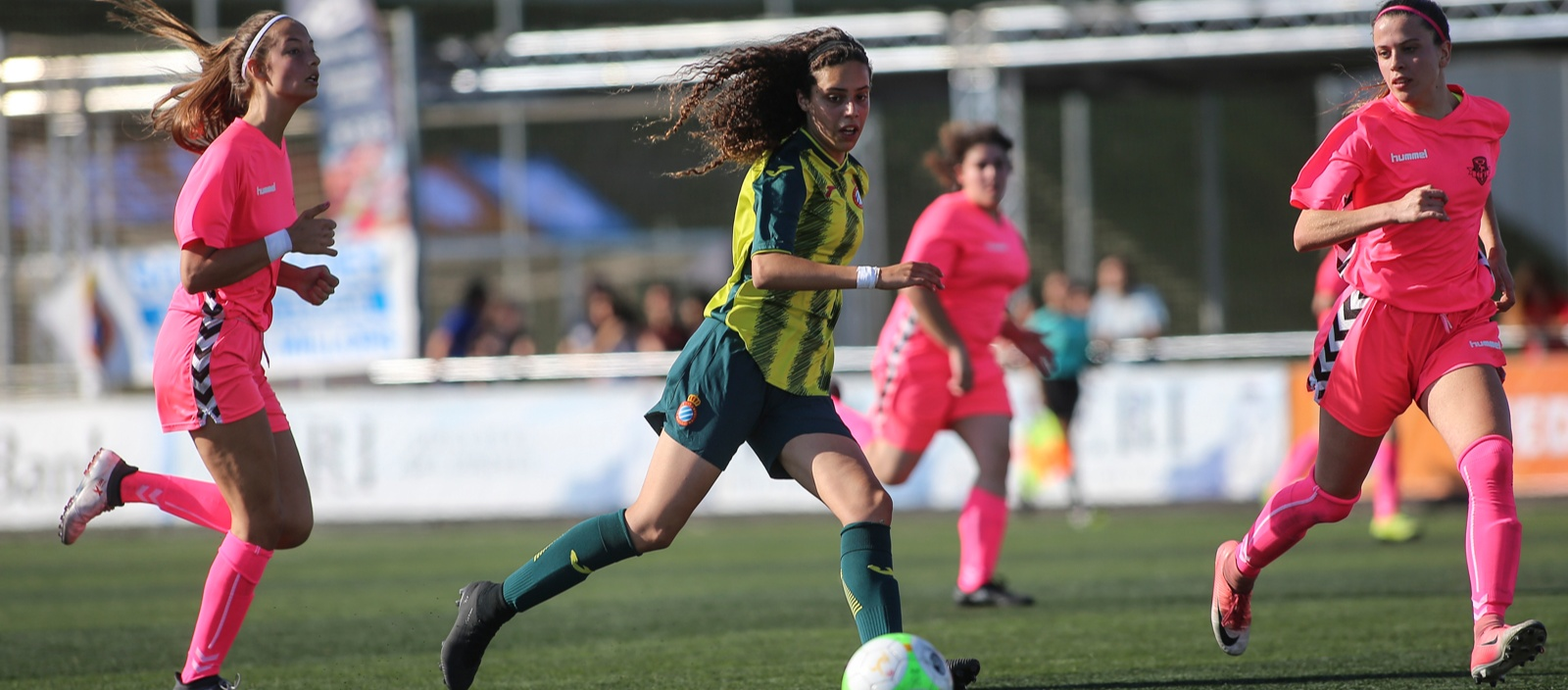 El RCD Espanyol Femení 'B' s'enfrontarà al CD Monte per ascendir a Reto Iberdrola