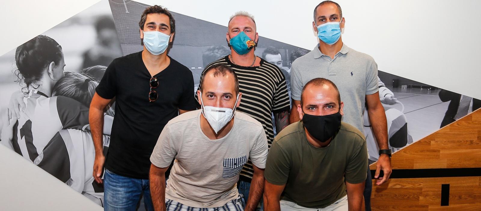 L'elit del futbol sala català es forma a l'Escola d'Entrenadors de l'FCF