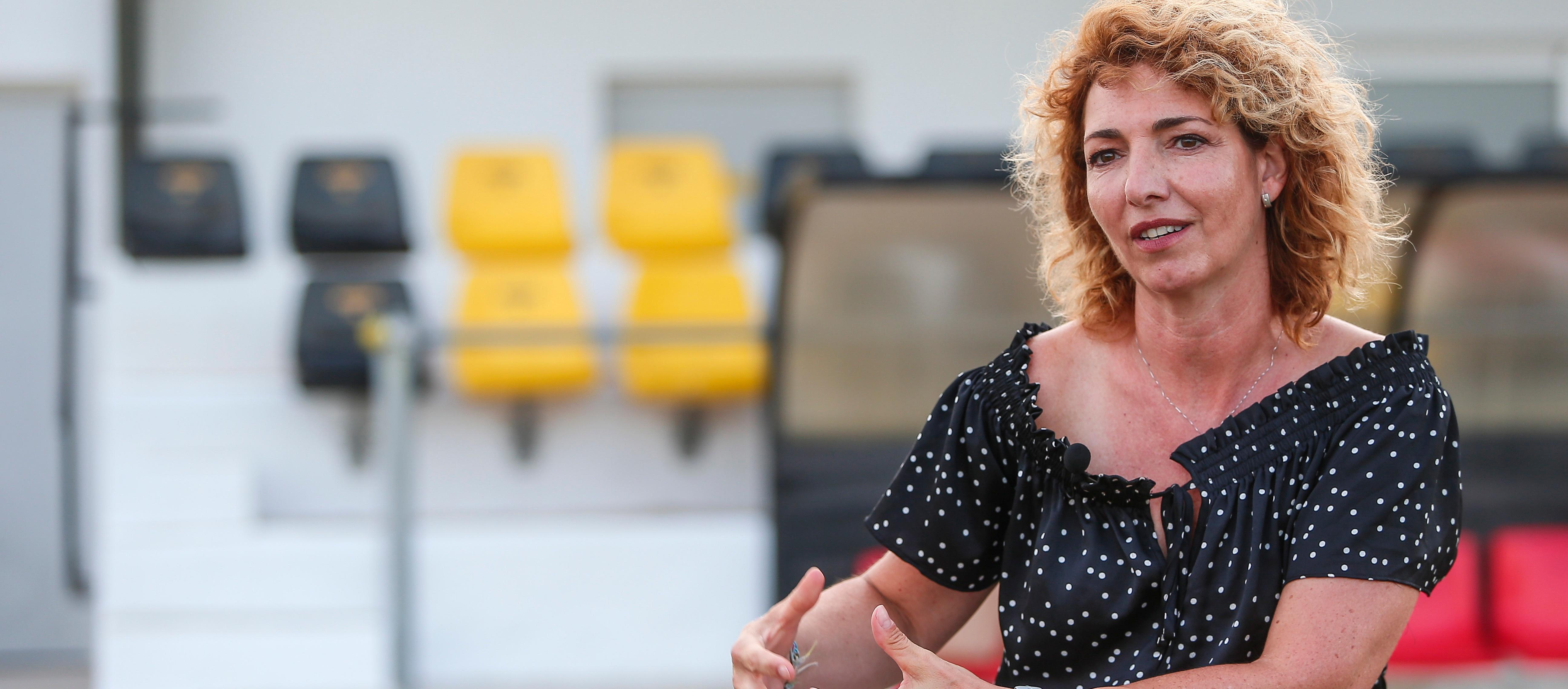 """Mònica Llambrich: """"La passió per allò que fas és clau per liderar un club"""""""