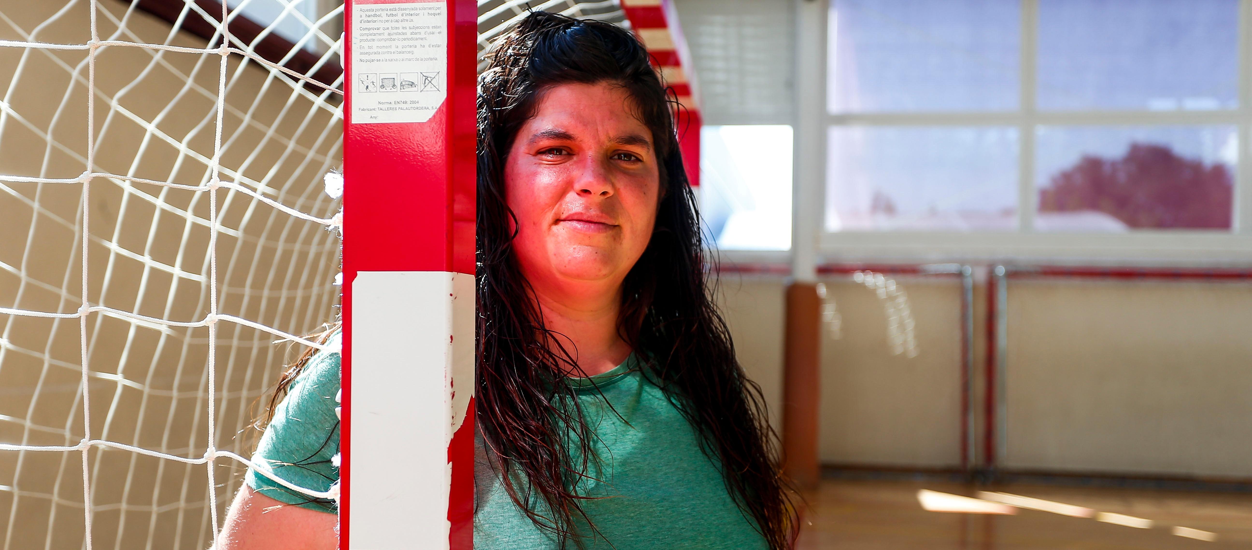 """Teresa Contreras: """"Qualsevol ajuda de la Federació és molt important per fer un projecte sostenible"""""""