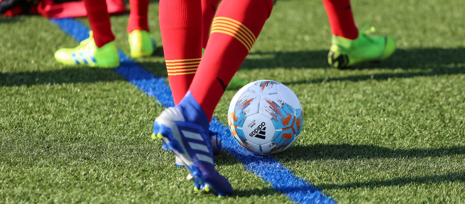 Agrupaciones provisionales de fútbol base de División de Honor, Preferente y Primera División