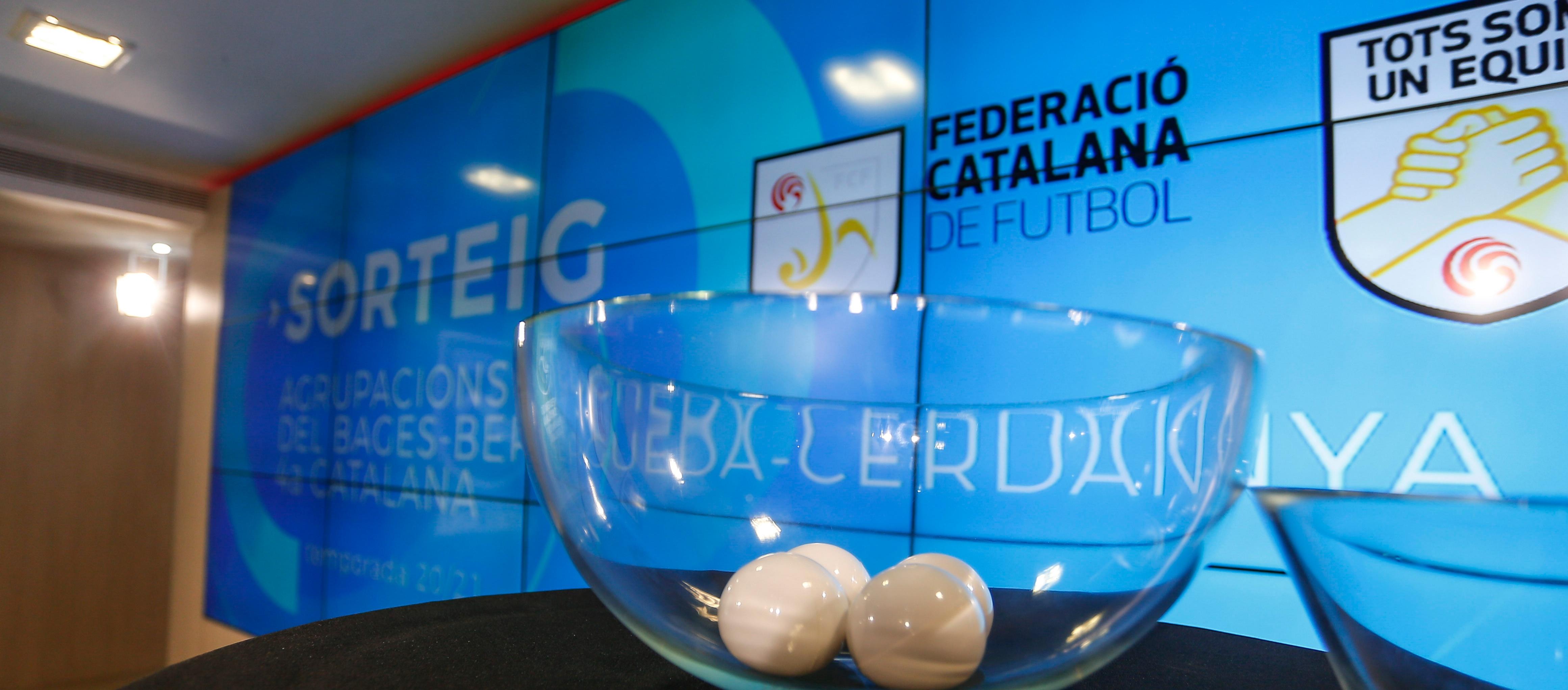 Sortejats els grups de Quarta Catalana del Barcelonès