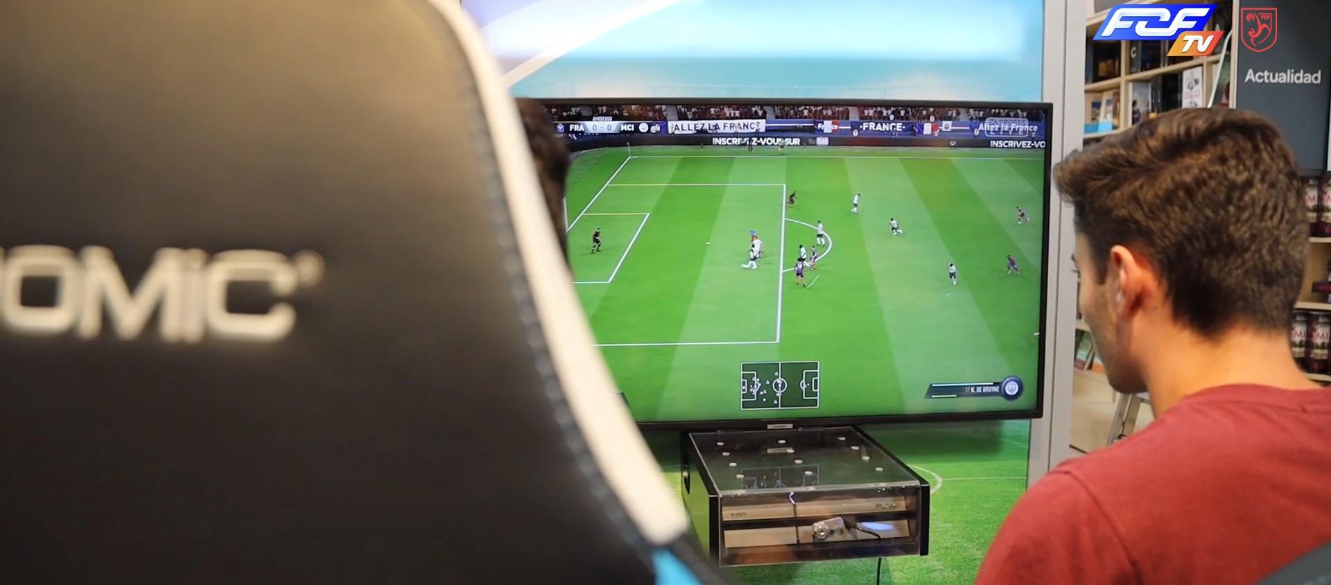 La nova Lliga E-Futbol virtual comença a rodar