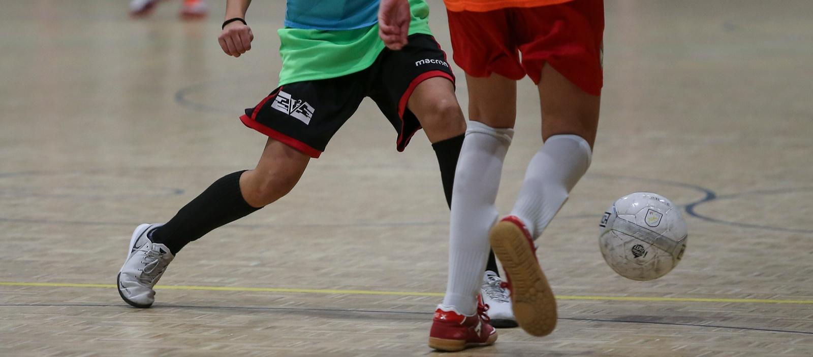 Les lesions més comunes al futbol sala