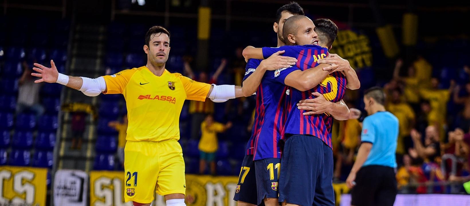 Els horaris de la Final Four UEFA Futsal Champions League