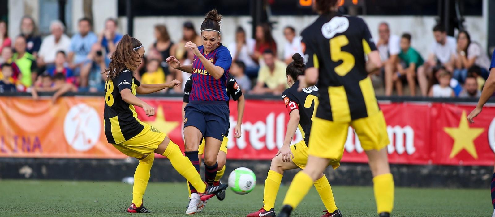 Publicat el calendari de Primera Nacional Femenina de la temporada 2020-2021