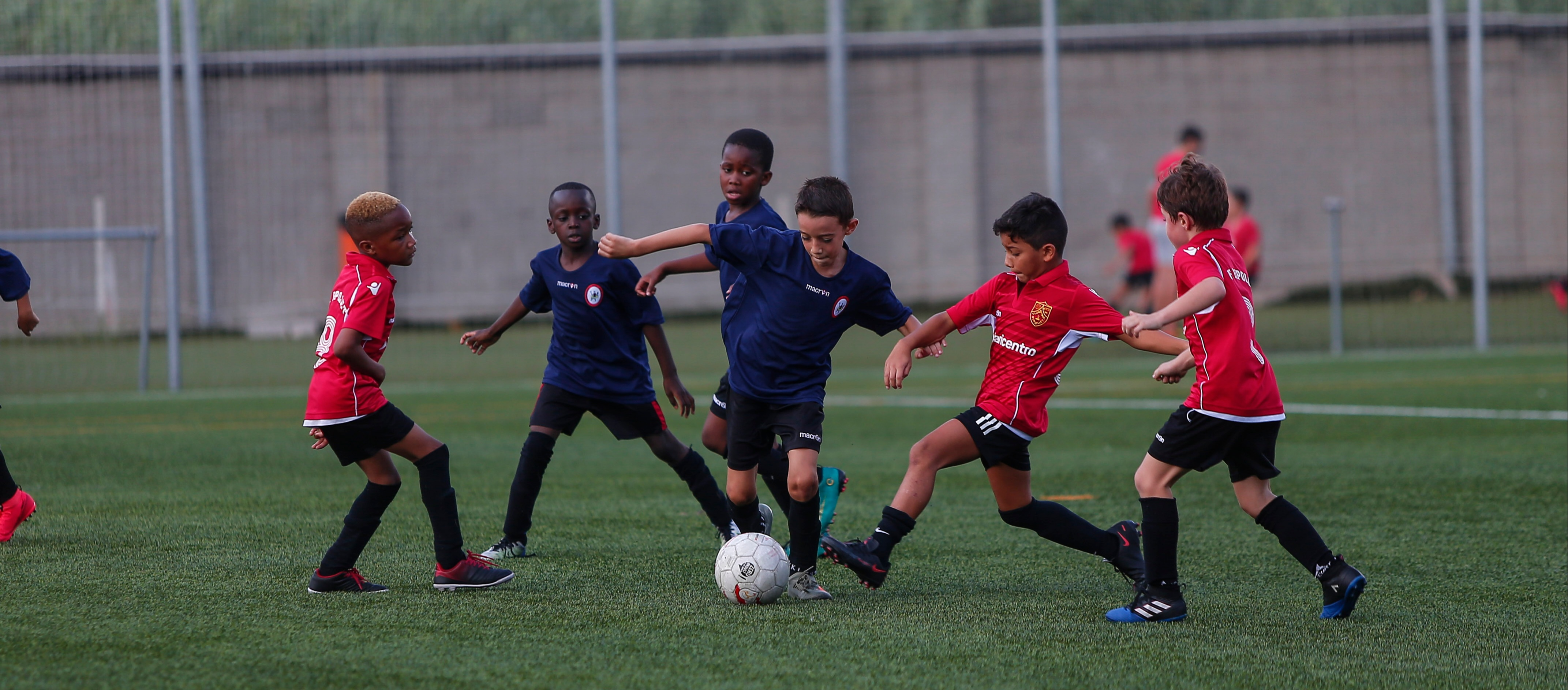 Adaptación del plan de competiciones de fútbol 11 y fútbol 7