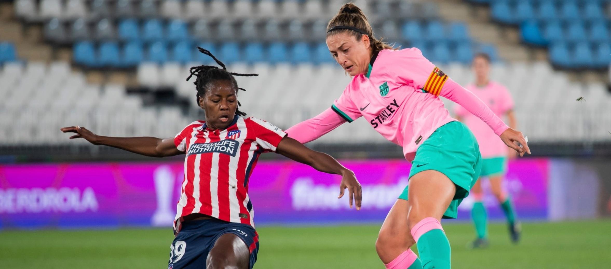 El FC Barcelona cae en los penaltis y se pierde la final de la Supercopa femenina