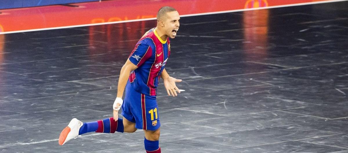 Ferrao, Andreu Plaza y el Barça, los mejores del mundo de fútbol sala 2020