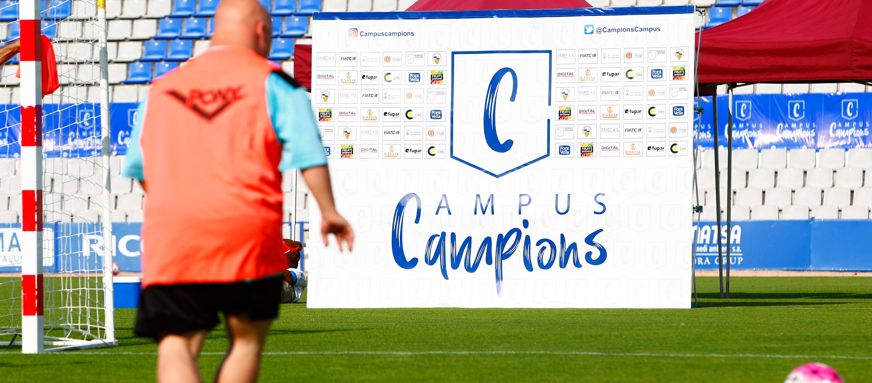 Comunicat de la Fundació Catalana de Futbol sobre el Campus Campions