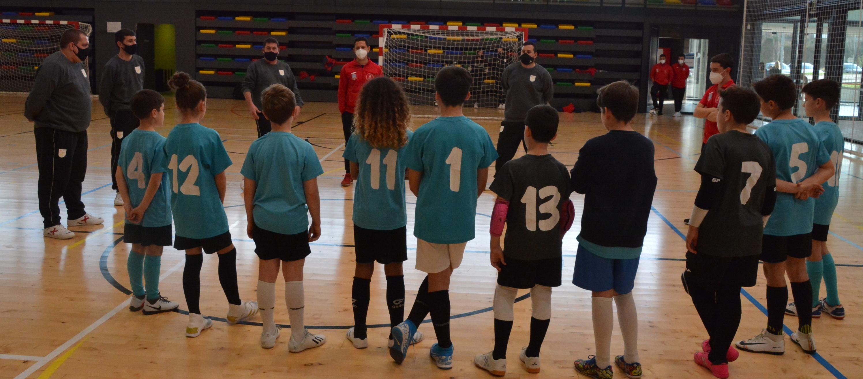 La Unió Futbol Sala Martorell acull la 5a Jornada de Tecnificació